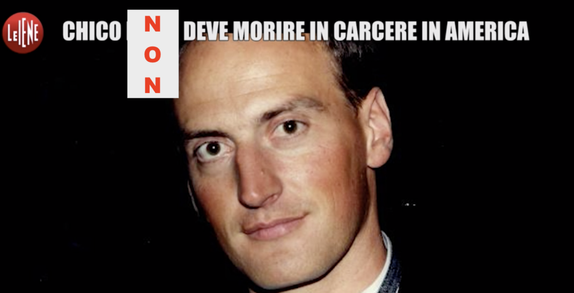 """ALBARIA – """"Caso di Chico Forti: L'inchiesta de LE IENE del 10 dicembre (5a puntata). Ma cosa c'entra la storia di Chico Forti con quella di Gianni Versace?"""""""
