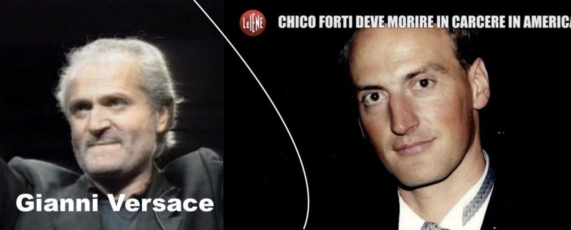 """ALBARIA – """"Due italiani a Miami: Ma cosa c'entra la storia di Chico Forti con quella di Gianni Versace?"""""""