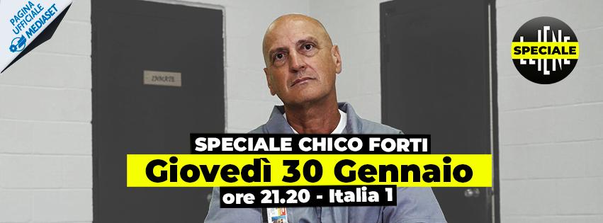 """ALBARIA – """"Il caso di Chico Forti: il 30 GENNAIO in TV, con lo speciale de LE IENE"""""""