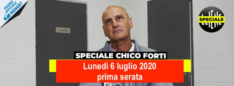 """ALBARIA – """"Il caso di Chico Forti: Lunedi 6 luglio su Italia 1 la replica in prima serata dell'inchiesta de """"Le Iene"""""""