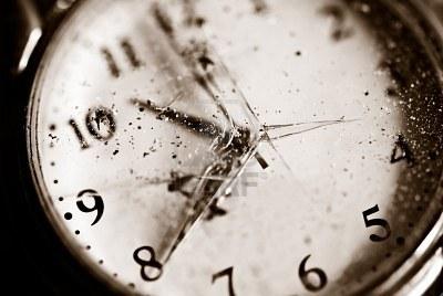 Il tempo si è fermato