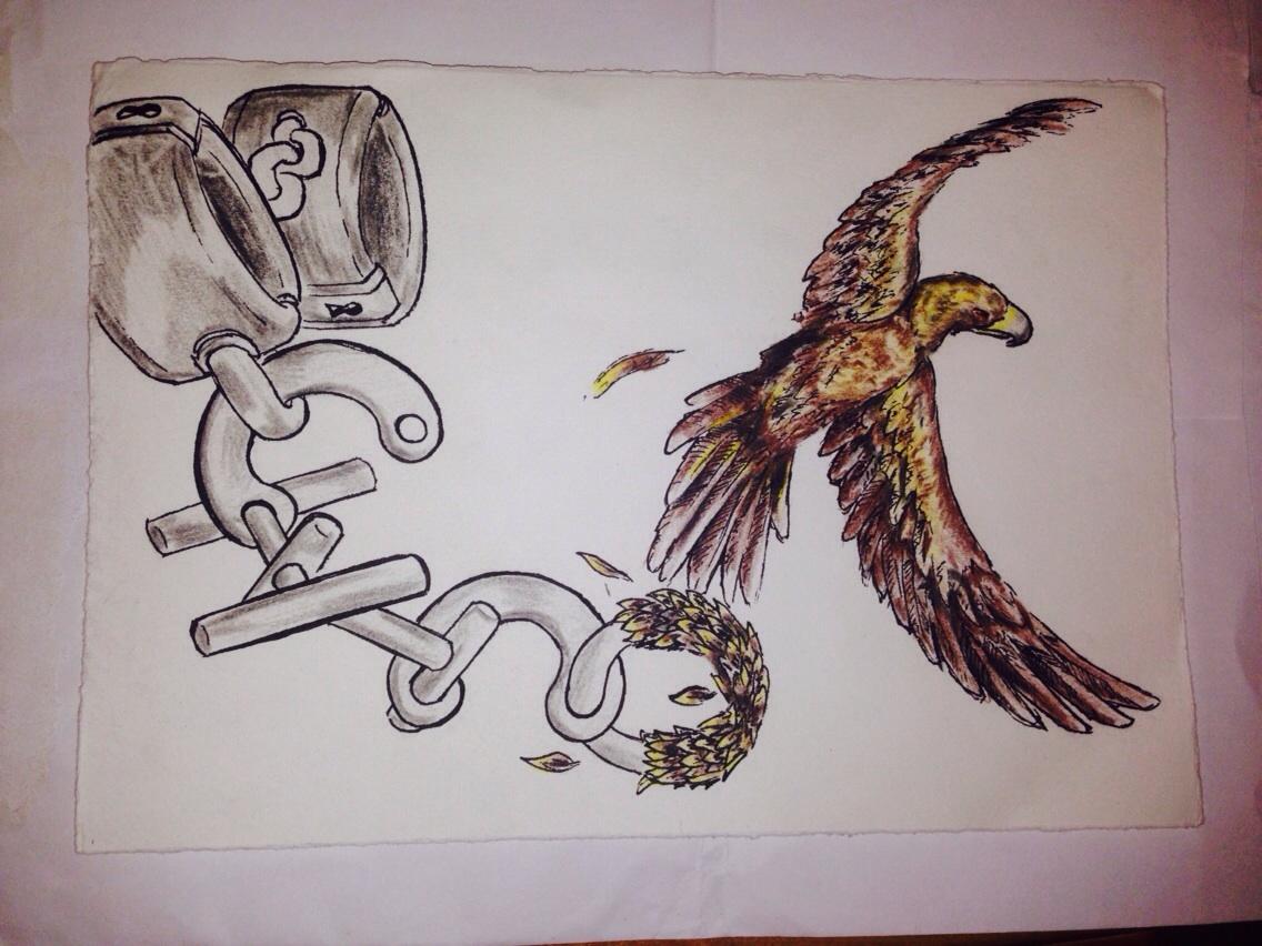 Aquila, libertà