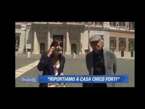 ITALIA SI – Chico Forti (Parla Enrico Montesano)