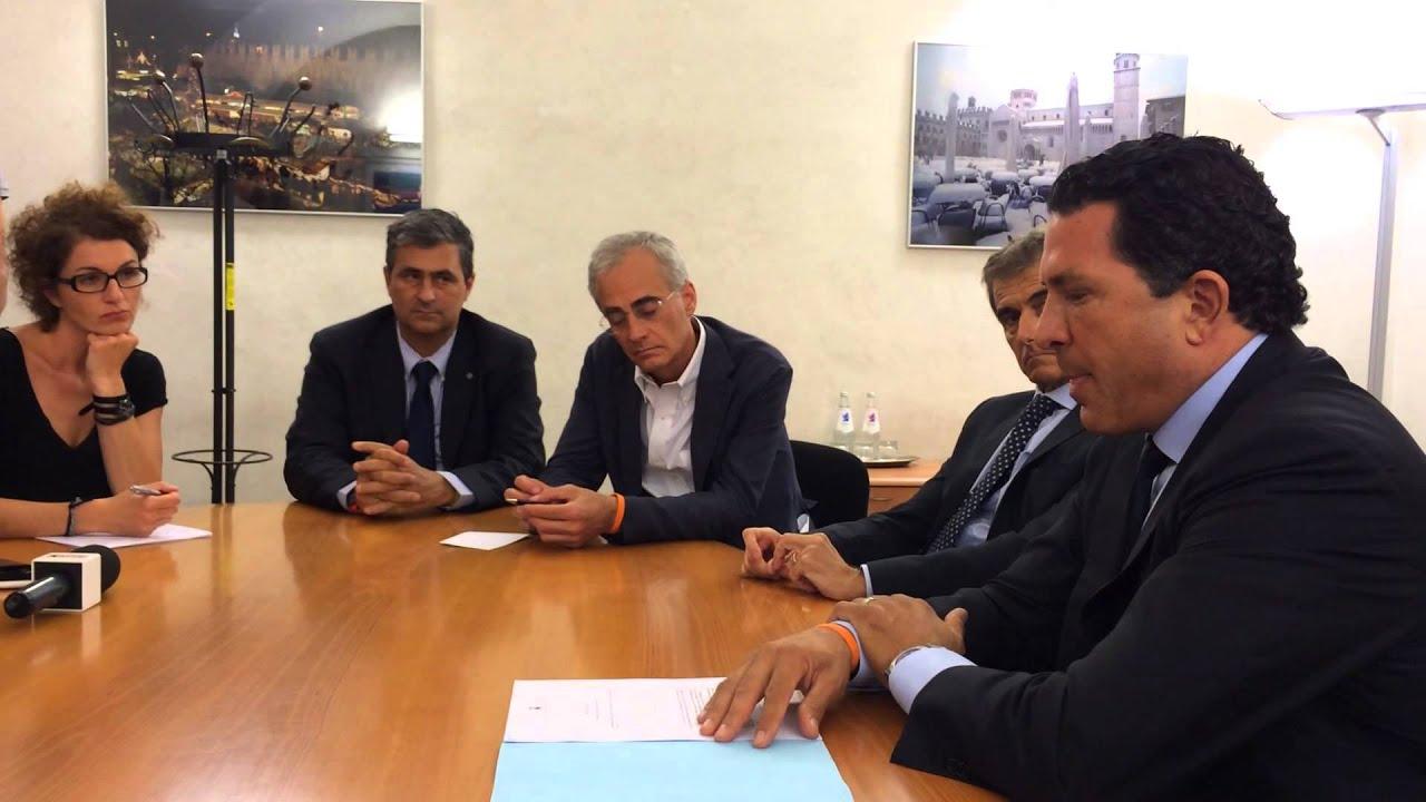 Joe Tacopina conferenza stampa per Chico Forti