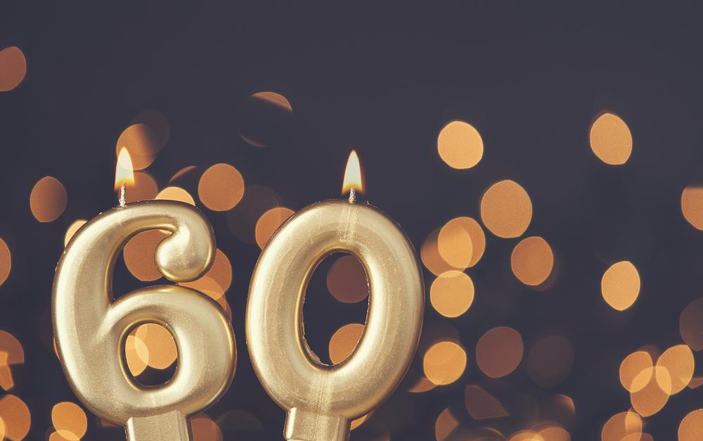 I miei 60 anni
