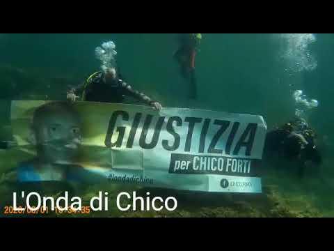 Subacquei di Marina di Leporano per Chico