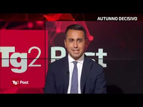 TG2 POST – Intervista a Luigi Di Maio – Chico Forti