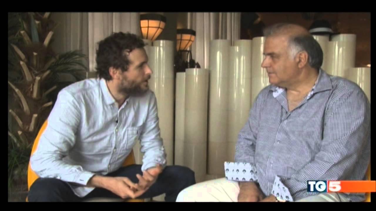 TG5 – Jovanotti sostiene Chico Forti