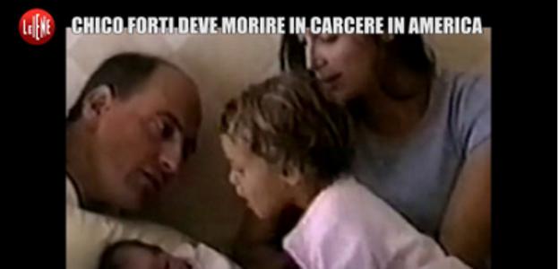 """4.LE IENE: """"Chico Forti, la telefonata alla moglie e la prova della sabbia in auto"""""""