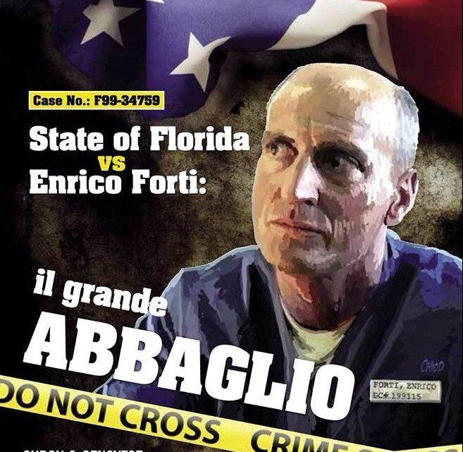 """ROBERTA BRUZZONE – """"State of Florida VS Enrico Forti. Il grande abbaglio"""""""