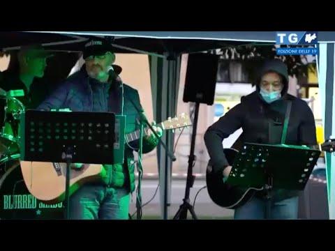 TRENTINO TV 11/10/2020 – Concerto per Chico Forti