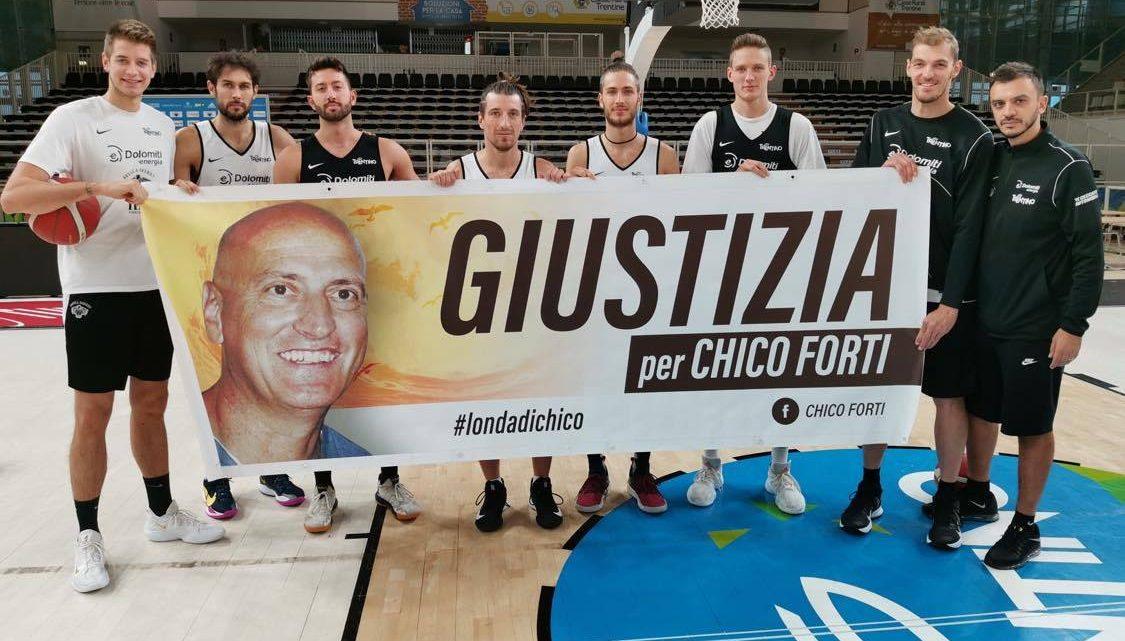 Aquila Basket Trento serie A