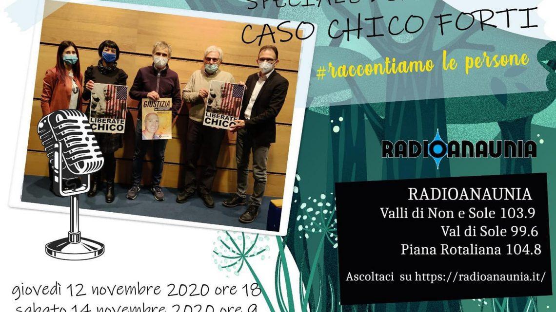 Chico Forti – Radio Anaunia Speciale Chico Forti 12/11/2020