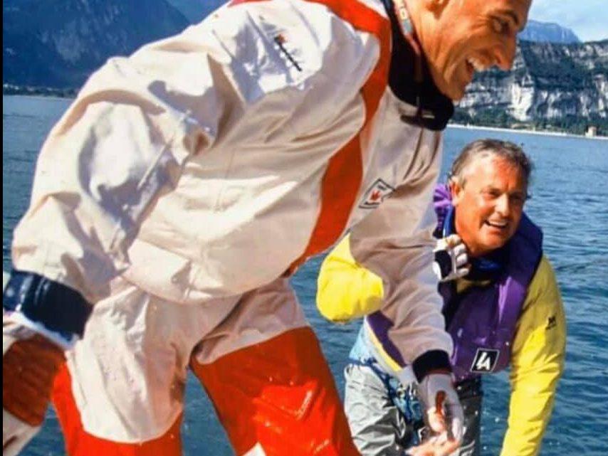 1993 Coppa del Mondo – Lago di Garda: Chico per O'NEILL