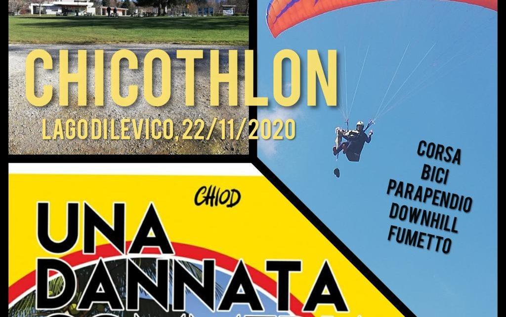 """CHICOTHLON"" – 22/11/2020 Lago di Levico"