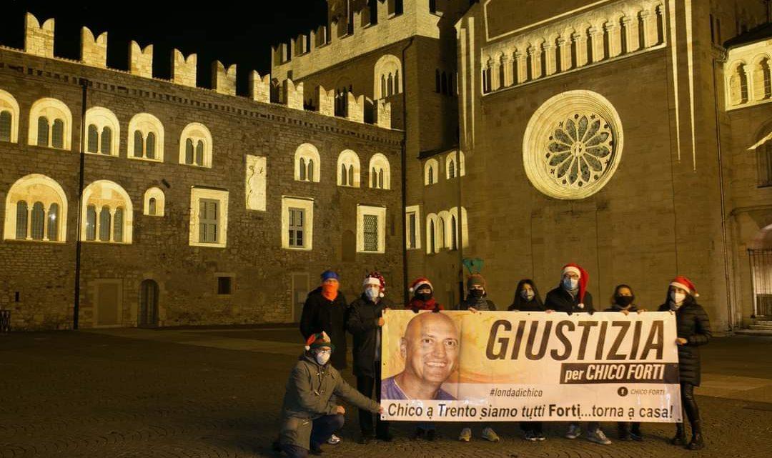 Buon Natale Chico, Trento ti aspetta!
