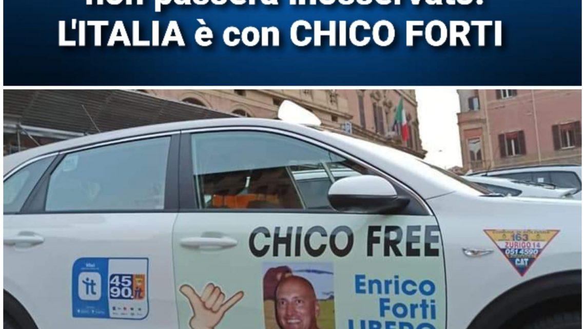 RESTATE SINTONIZZATI … L'ITALIA PER CHICO!