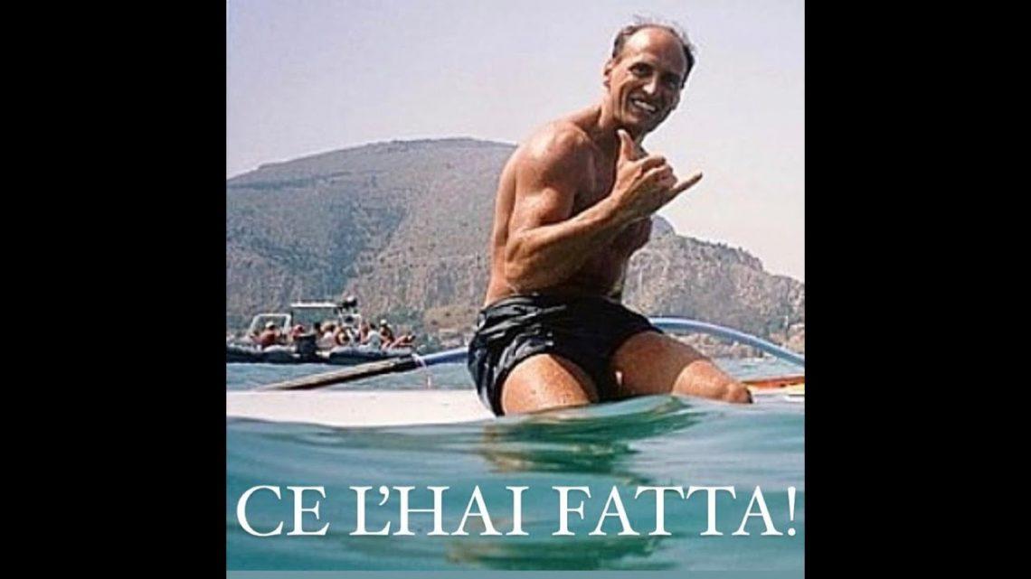 CHICO, CE L'HAI FATTA! L'ITALIA TI ASPETTA!