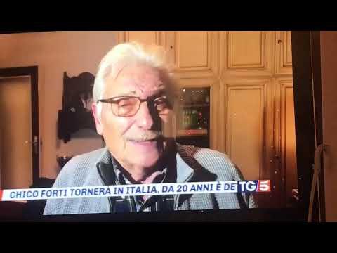 TG5 – Chico Forti – Lo zio Gianni ringrazia