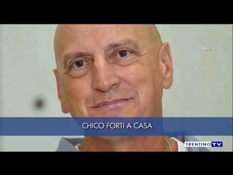 TRENTINO TV – Chico Forti torna a casa, il più bel regalo di Natale