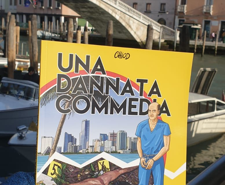 A Venezia… Gli irrefrenabili sostenitori di Chico!