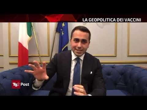"""TG2 POST: Luigi di Maio – """"Chico Forti trasferito in un altro penitenziario in attesa del trasferimento""""."""