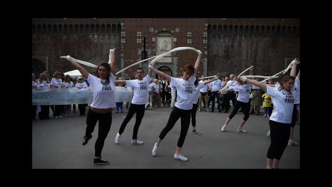 Flash Mob Milano – 25/04/2013
