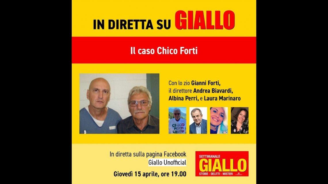 GIALLO UNOFFICIAL – 15/04/2021