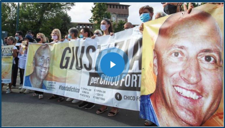 """NUOVA TV NAZIONALE – """"Caso Chico Forti, lo zio Gianni: la speranza che ritorni è accesa"""""""