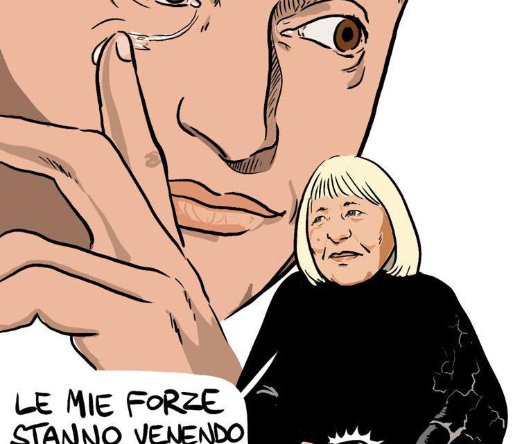 """""""Portatemi a casa mio figlio"""" – disegno dell'Artista Domenico Velletri"""