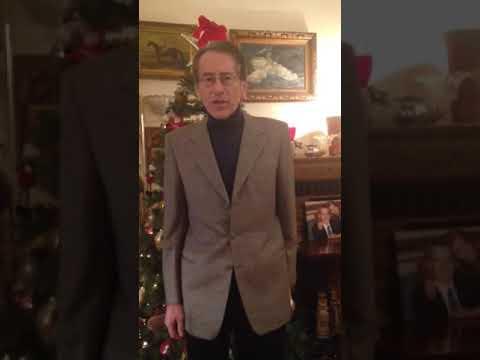 Ministro Giulio Terzi – Auguri di Natale per Chico 2013