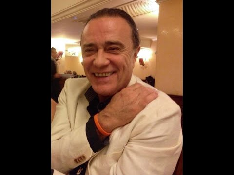 """Gianni Nazzaro dedica """"perdere l'amore"""" a Chico Forti"""